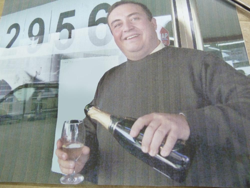 Lotería Toledo 9 Mario Ruiz
